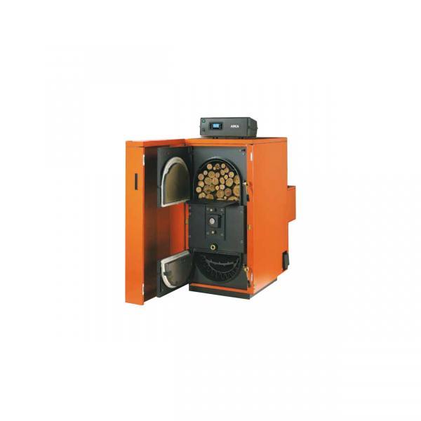 CENTRALA LEMNE GAZEIFICARE ARCA REGOVENT 120RI INOX - 145KW